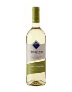 南非双洋清爽果香干白葡萄酒