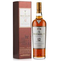 麦卡伦12年单一纯麦威士忌(又名:麦卡伦12年单一麦芽苏格兰威士忌)