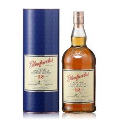 「酒牧」格兰花格(Glenfarclas)格兰发可拉 高地单一麦芽威士忌洋酒 格兰花格12年