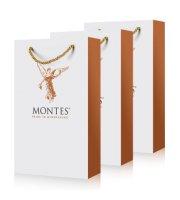 【蒙特斯官方旗舰店】蒙特斯双支装红酒礼袋3个(不含酒) 1套