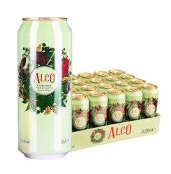 西班牙原装进口啤酒阿尔寇(ALCO)黄啤酒 阿尔寇黄啤500ml*24瓶