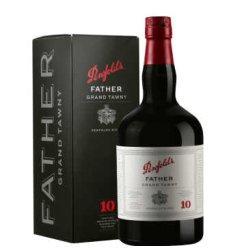 奔富(Penfolds)澳洲原瓶进口红酒 汤尼父亲10年陈酿波特酒 加强型甜葡萄酒 750ml