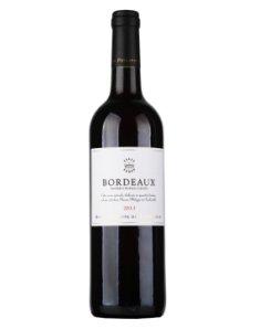 法国菲利普罗思柴尔德男爵精选波尔多干红葡萄酒(波尔多男爵小木桐)