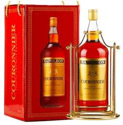 富豪(Couronnier)洋酒 白兰地 1.5L 摇架 礼盒装
