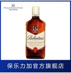 《【京东商城】百龄坛(Ballantine's)特醇苏格兰威士忌 500ml 50元》