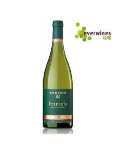 西班牙桃乐丝菲兰索干白葡萄酒