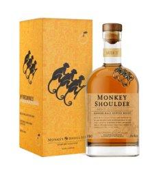 《【京东商城】三只猴子 调和纯麦苏格兰威士忌 700ml 179元(需用券)》