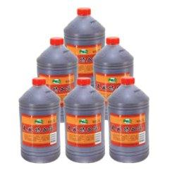 绍兴黄酒会稽山东风特加饭塑料桶5斤*6桶整箱价 15度半干型