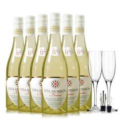 西班牙进口 起泡酒气泡酒 马里奥 5.5度低醇甜白起泡酒 750ml 6支