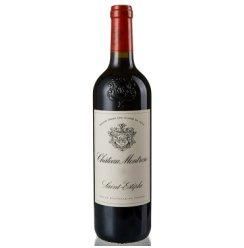 法国原瓶进口红酒 1855列级名庄 玫瑰酒庄干红(Chateau Montrose)葡萄酒 2012年 750ml