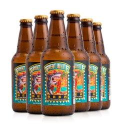 迷失美国进口精酿迷失海岸IPA世涛黑啤小麦白啤酒 6瓶装迷失大白鲨小麦啤