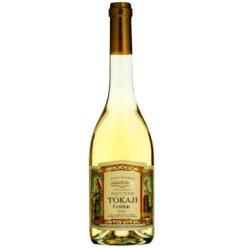 京东海外直采 匈牙利进口 托卡伊产区 美亚庄园托卡伊佛迪达甜型葡萄酒 500ML TOKAJ