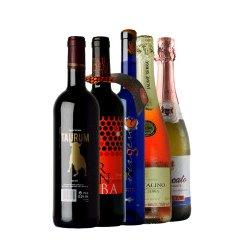 西班牙原装原瓶进口 斗牛士红+塔登古瓦红+维娜圣女白+卡瑞斯高泡桃红+阿雷格尔
