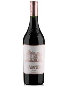 法国侯伯王庄园副牌干红葡萄酒
