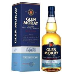 格兰莫雷(Glen Moray)洋酒 经典 泥煤味 斯佩塞 单一麦芽 威士忌 700ml
