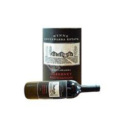 澳洲酝思库瓦拉山庄加本力苏维翁干红葡萄酒
