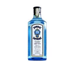 孟买蓝宝石金酒Bombay Sapphire 750ml 进口洋酒