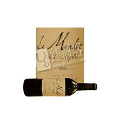 拉夏贝尔美露红葡萄酒