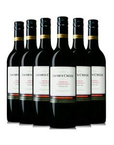 澳大利亚杰卡斯设拉子干红葡萄酒