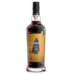 葡萄牙进口波特酒 山地文(SANDEMAN) 10年(Old Tawny Porto 10 years) 加强型葡萄酒750ml
