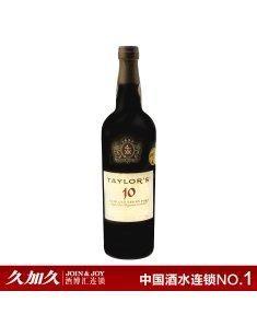 葡萄牙泰来特选十年波特酒