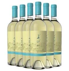 【官方旗舰店】长城东方贵人香干白葡萄酒750ml*6 蓬莱产区 中粮直营