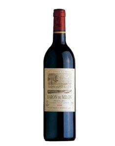 法国美隆拉菲干红葡萄酒(都夏美隆庄园三牌)