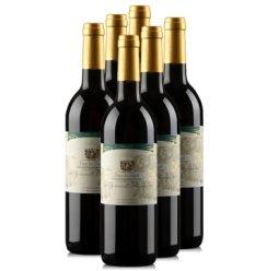 圣洛克嘉莉传说干红葡萄酒-6支装