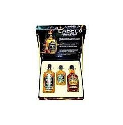 英国五世醇黑苏格兰威士忌礼盒(1瓶威士忌700ml+1瓶迷你小酒版200ml+1瓶威士忌500ml)
