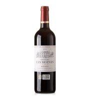 国美自营 法国波尔多梅多克 修道士城堡干红葡萄酒750ml