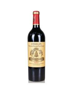 法国金钟庄园干红葡萄酒