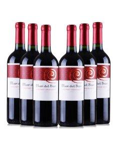智利马代苏赤霞珠干红葡萄酒