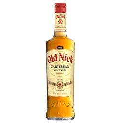 老尼克(Old Nick)洋酒 金 朗姆酒 700ml