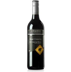 安戈瓦考拉赤霞珠美乐干红葡萄酒