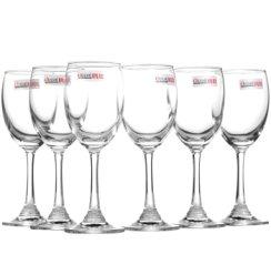 泰国OCEAN海洋公爵夫人白葡萄酒玻璃杯200ML B503W07(六个装)