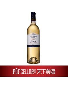 法国拉菲传说波尔多法定产区干白葡萄酒