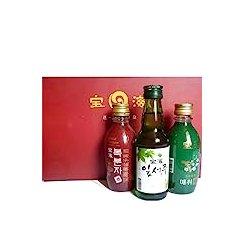宝海 覆盆子果酒 80ml*2瓶