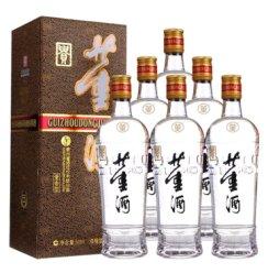 【中酒网】董酒 老贵董酒 54度500ml董香型白酒 六瓶装
