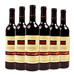 香格里拉 天籁赤霞珠干红葡萄酒 红酒 750ml 6支整箱