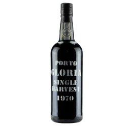 京东海外直采 格洛瑞亚年份波特酒葡萄酒 1970 葡萄牙杜罗河谷产区 750ml 原瓶进口