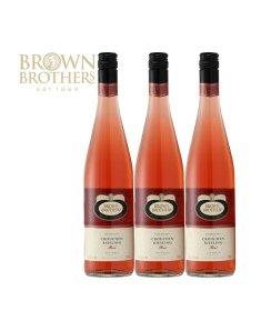澳大利亚布琅兄弟古晨薏丝琳半干型桃红葡萄酒