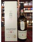英国乐加维林8年艾莱岛单一麦芽苏格兰威士忌