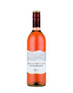 美国蒙大菲酒园木桥干型桃红葡萄酒