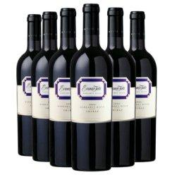 乐豁 澳洲进口陈酿级佳酿艾文泰德色拉子干红葡萄酒750ml*6
