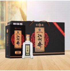 《【京东】扳倒井白酒 42度窖藏 500ml*4瓶 礼盒装 69元(满299-129)》