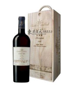 中国长城桑干酒庄珍藏级干红葡萄酒
