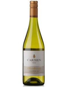 智利卡门莎当妮干白葡萄酒