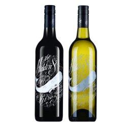 《【京东自营】神秘海道(The Hidden Sea)设拉子+长相思葡萄酒  119元(双重优惠)》