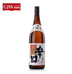 日本清酒月桂冠辛口1.8L