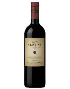 意大利安东尼世家圣克里斯蒂娜特级坎蒂干红葡萄酒